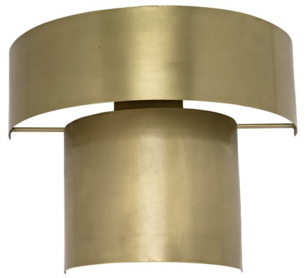 Mathis Sconce, Antique Brass