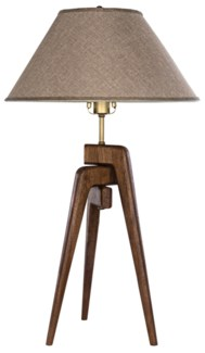 Amsterdam Table Lamp w/ Shade