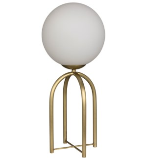 Moriarty Table Lamp, Metal