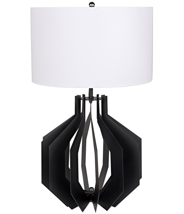 Cona Table Lamp with Shade