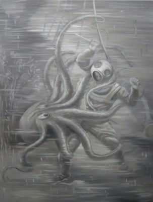 Fighting with Octopus
