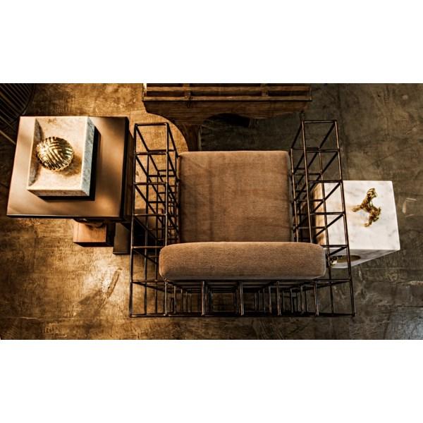 Prisma Chair, Metal