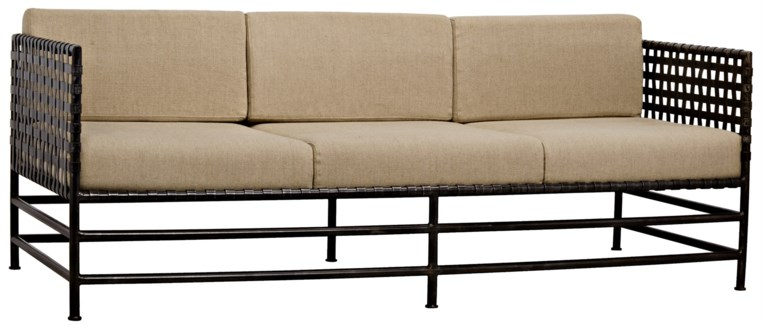Bartolome Sofa with Linen