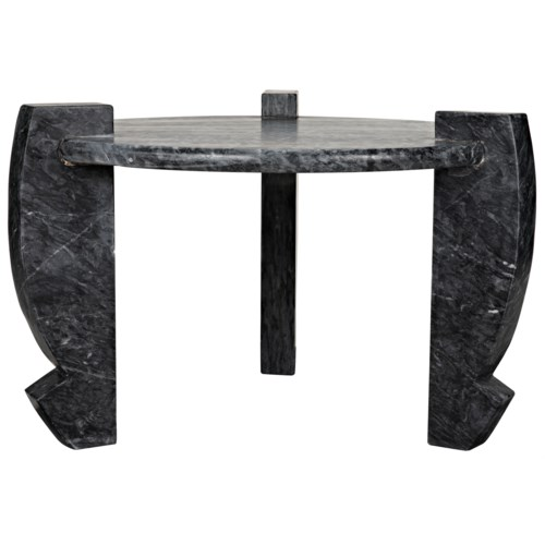 Lorenzo Coffee Table Black Stone