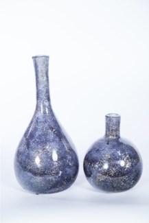 Set of 2 Bottles in Emperor's Stone Finish