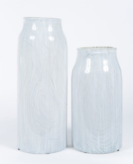 Large Bottle in Wisteria Bloom Finish