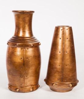 Medium Industrial Vase in Harvest Glory
