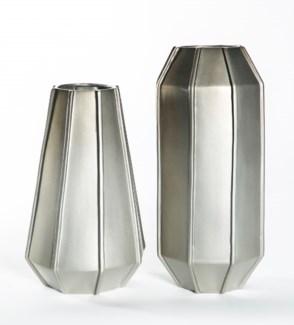 Large Vase in Mercury
