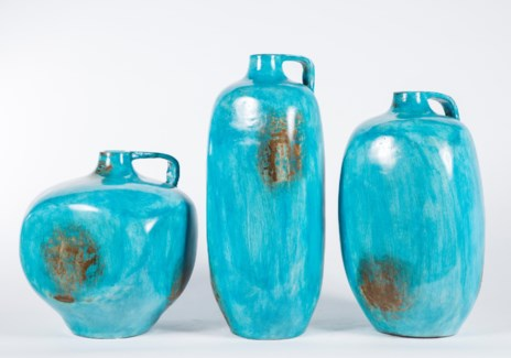 Large Textured Jug in Seychelles Finish