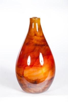 Bottle in Tuscan Sunrise Finish