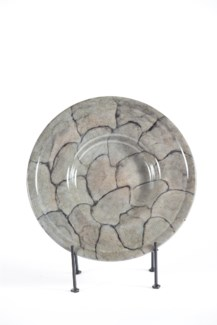 Charger with Stand in Stone Path Finish