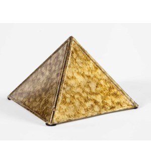 Pyramid in Glimmer Finish