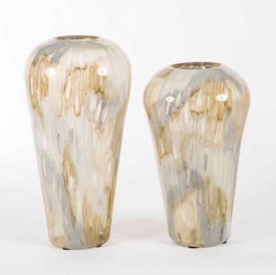 Large Watson Vase in Mountain Ash Finish