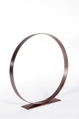 Large Band in Bronze Finish