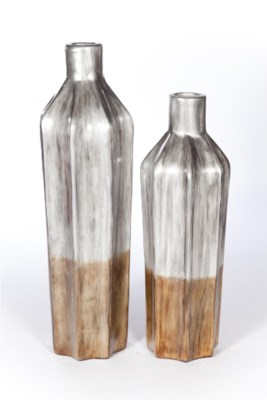 Large Floor Bottle in Folkstone Finish
