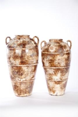 Large Jar in Earthen Trail Finish