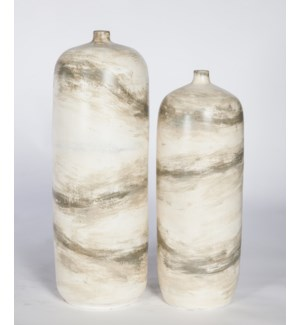 Large Vase in Twister