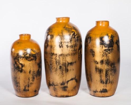 Large Vase in Arid Plains