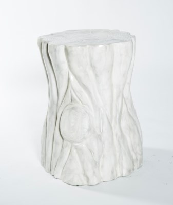 Tree Stump Side Table in Patagonia