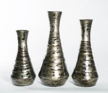 Large Vase in Coal