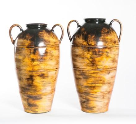 Large Jar in Spiced Mustard