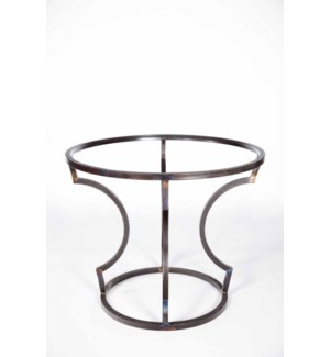 """Charles Dining Table Base Only - for 42"""" Top"""