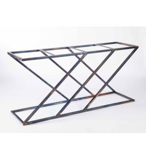 Carter Console Table Base Only
