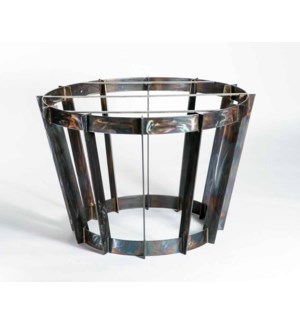 Dexter Foyer Table Base Only