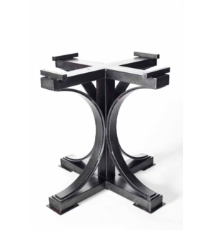"""Winston Dining Table Base Only for 48"""" Top"""