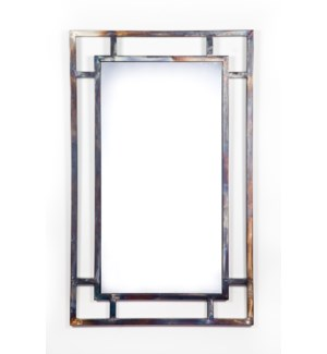 Rectangle Open Frame Mirror