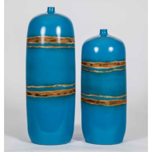 Pottery Table Vases