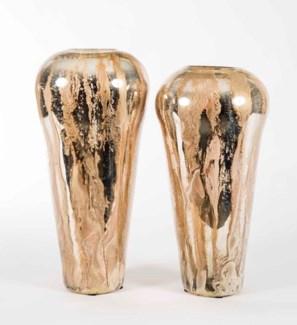 Large Watson Vase in Angelic Finish
