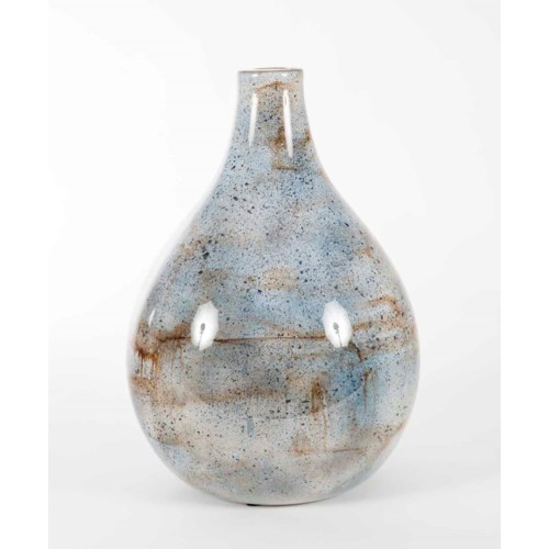 Starkey Vase in Cloud Nine Finish