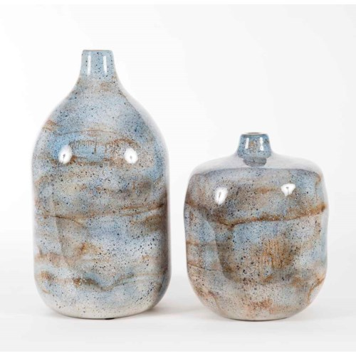 Small Winslow Vase in Cloud Nine Finish
