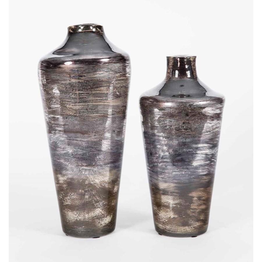 Large Watson Vase in Weathervane Finish
