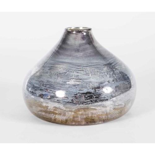 Abbey Vase in Weathervane Finish