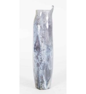 Slant Top Vase in Quest Finish