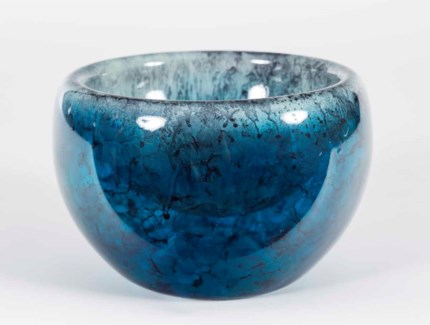 Double Sided Bowl in Calypso Finish