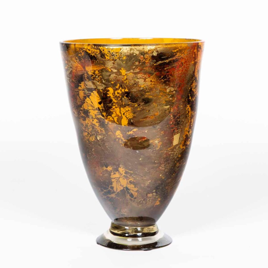 Miller Vase in Topaz Finish