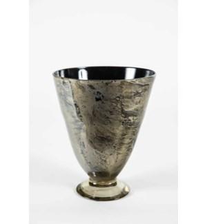 Miller Vase in Black Hills Finish