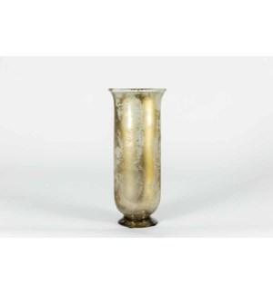 Colby Vase in Golden Haze Finish