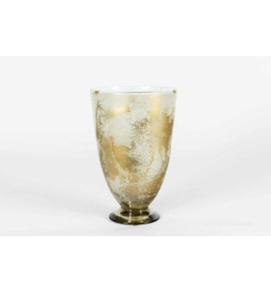 Miller Vase in Golden Haze Finish