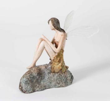Fairy of Light Sculpture