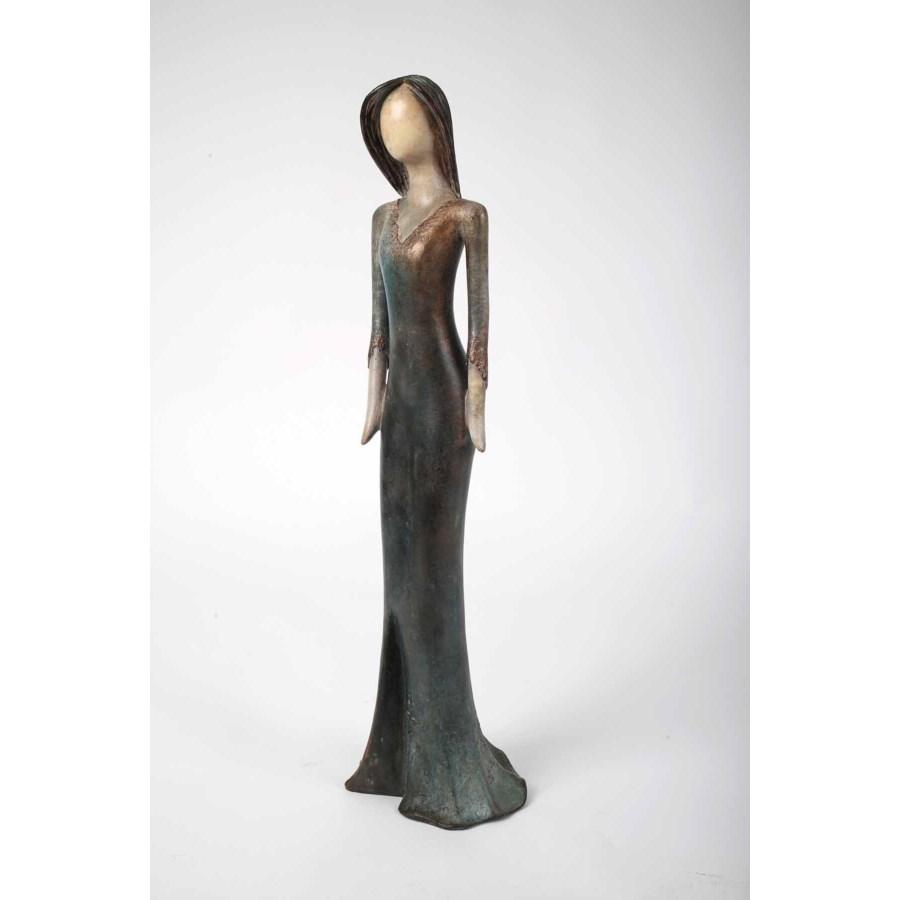 Lady Calypso Sculpture
