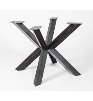 """Jordan Dining Table Base Only - for 60"""" & 72"""" Tables"""
