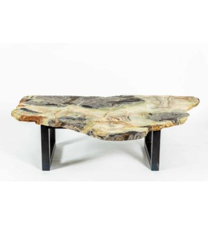 Onyx Cocktail Table  - Talan and Black Onyx