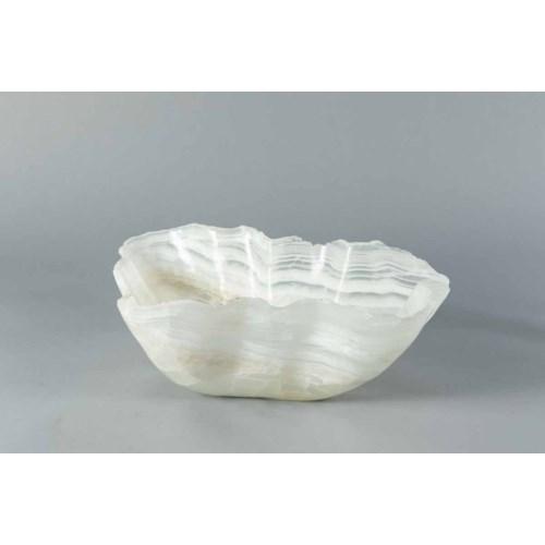 Onyx Bowl in Round Organic Shape