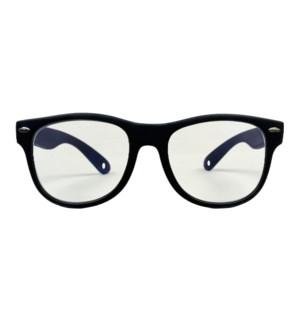 Screen Glasses - Black 0-2Y