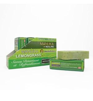 Manuka & Lemongrass Soap