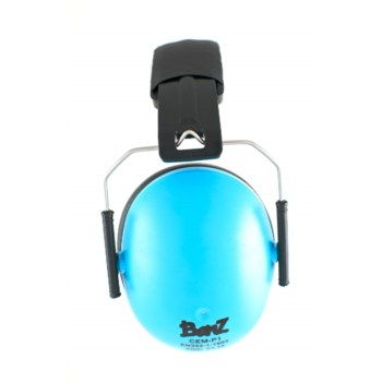 Kids Hearing Protection  Earmuffs (2y+) - Sky Blue One Size